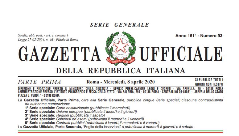 gazzetta-decreto-liquidità
