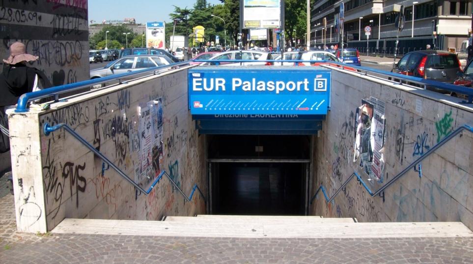 eur-palasport-metro